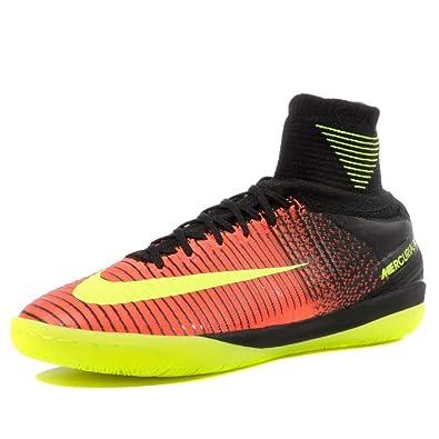 wholesale dealer 7f864 6cc91 Nike MercurialX Proximo II Indoor Shoes  Total Crimson Pink Blast Black Volt
