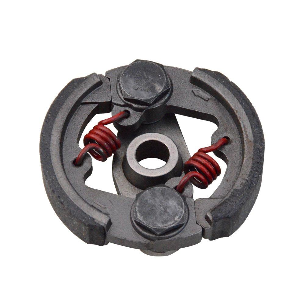 GOOFIT Embrayage Plaque Centrifuge Pour 2 stroke 44-6.40-6 43cc 47cc 49cc Mini Quad Pocket Bike Dirt Bike A012-617