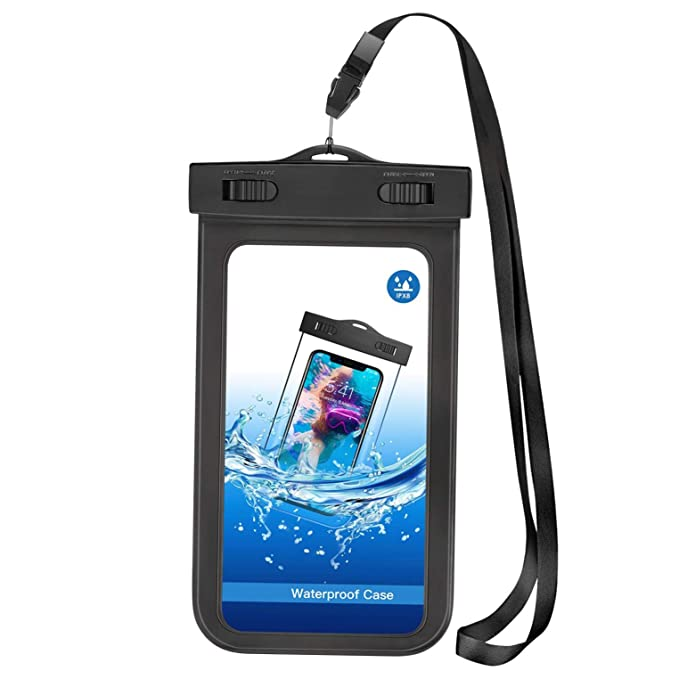 new product 354da 5d9a0 Amazon.com: Underwater Case Waterproof Dry Bag IPX8 Pouch Touch ...