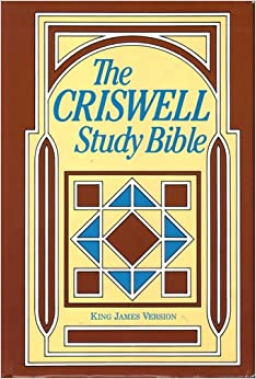 The Criswell Study Bible KJV: W. A. Criswell: Amazon.com ...