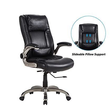 2019 Latest Design Office Chair Accessories Office Computer Swivel Lifting Chair Headrest Adjustable Neck Protection Pillow Easy Installation Furniture