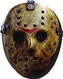 Imán con diseño de la máscara de Viernes 13