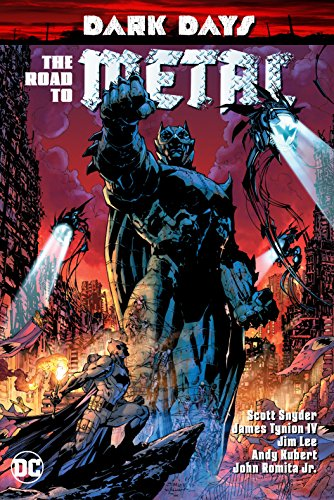 Dark Days: The Road to Metal (Jim Lee Batman)