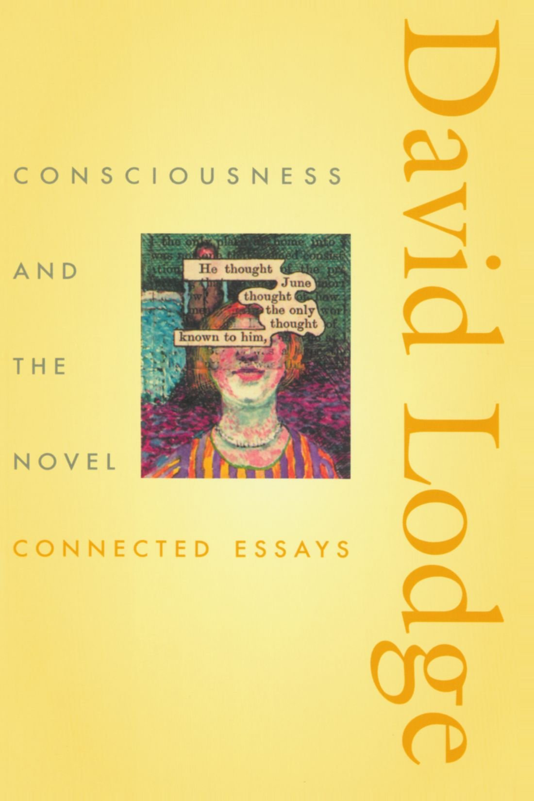 consciousness and the novel connected essays the richard ellmann  consciousness and the novel connected essays the richard ellmann lectures in modern literature david lodge 9780674013773 com books