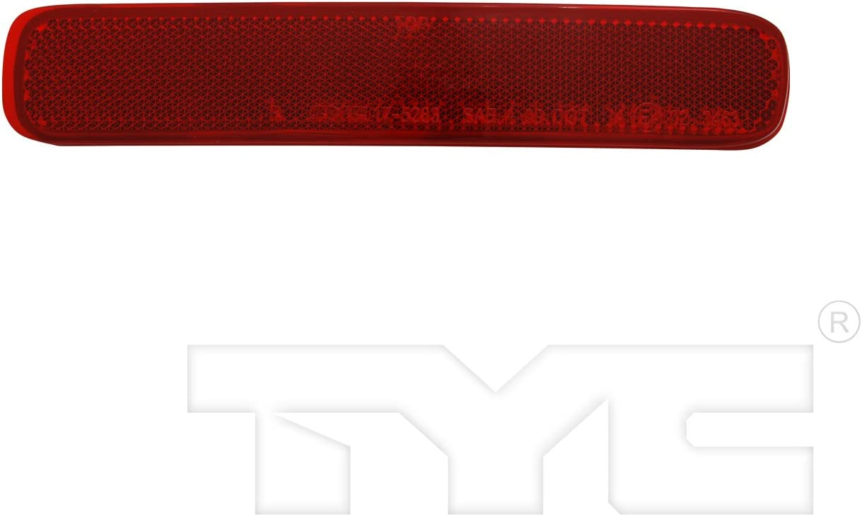 TYC 17-5494-00 Mitsubishi Outlander Left Replacement Reflex Reflector