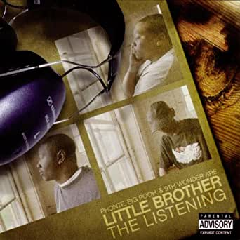 The Listening [Explicit] by Little Brother on Amazon Music