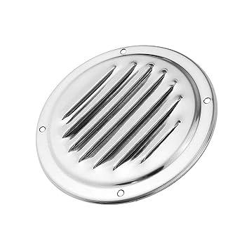 Redonda Circular Rejilla de Ventilación Rejilla de Acero ...