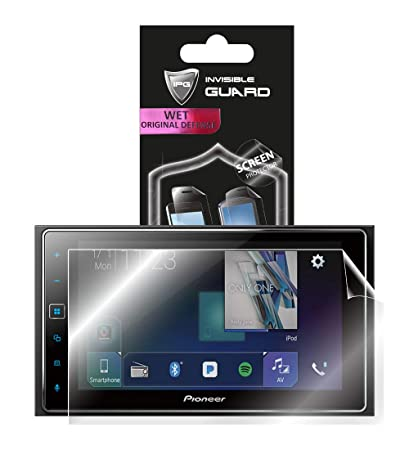 IPG for Pioneer MVH-1400NEX / AVH-1300NEX 7 Touch Screen Protector Invisible