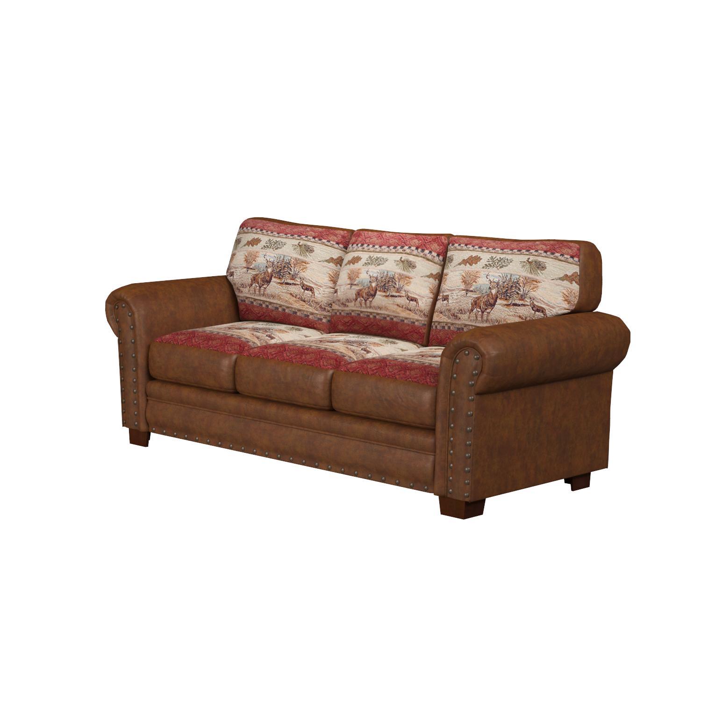 Amazon American Furniture Classics Deer Valley Sofa Kitchen