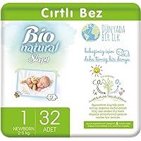 Bio Natural Bebek Bezi 1 Numara Yenidoğan