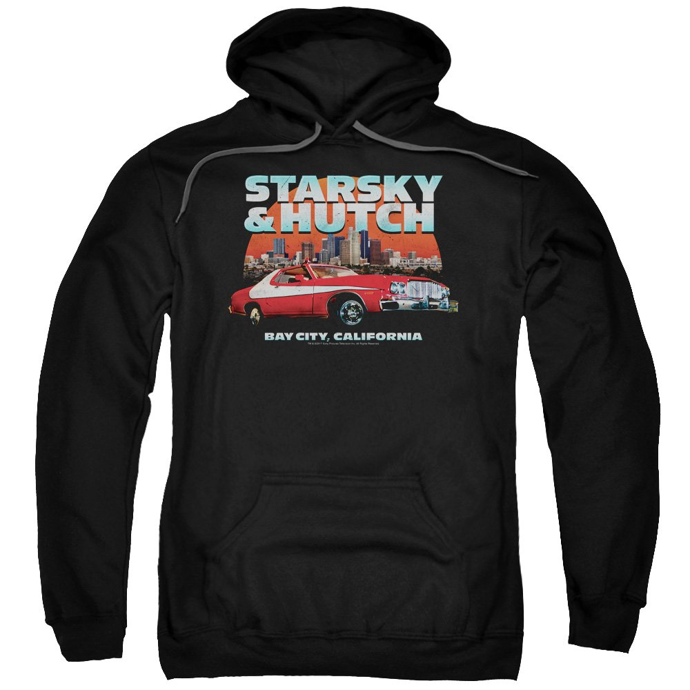 Starsky And Hutch - - Männer Bay City Pullover Hoodie