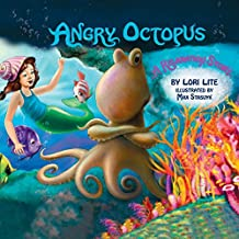 Angry Octopus: An Anger Management Story introducing active progressive muscular relaxation and deep breathing.
