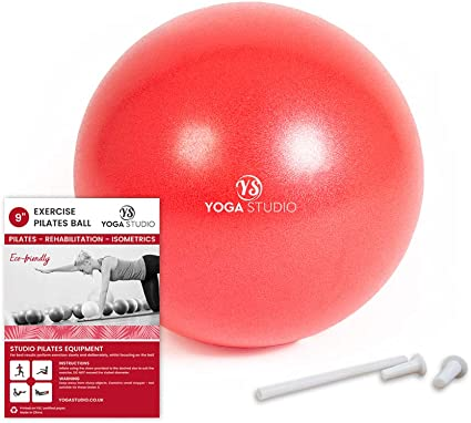 17,78 cm y 22,86 cm ejercicio pelotas. Yoga, Pilates, ejercicio ...