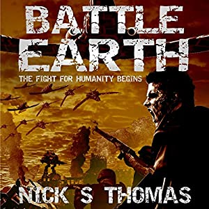 Battle Earth Audiobook