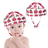 Baby Infant Toddler No Bumps Safety Helmet Cute