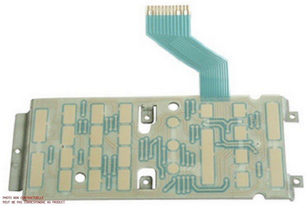 Zanussi - contactor teclas 3 teclas para lavavajillas Zanussi ...