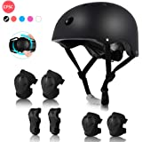 MTUBTB Children's Bicycle Helmet, Toddler's Helmet, Kids Protective Gear and 3-12-Year-Old Boys Girls Adjustable Sports…