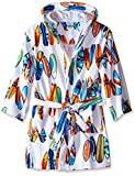 Komar Kids Surf Board Unisex Cotton Terry Robe Cover Up, Kids Size 5/6