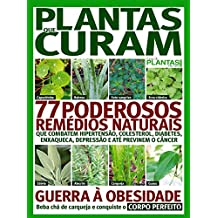 Guia Plantas em Casa Extra -  Plantas que Curam (Portuguese Edition)