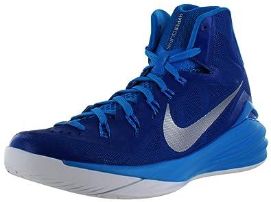 Nike Hyperdunk 2014 Men's Basketball Shoe (15 D Navy/White)