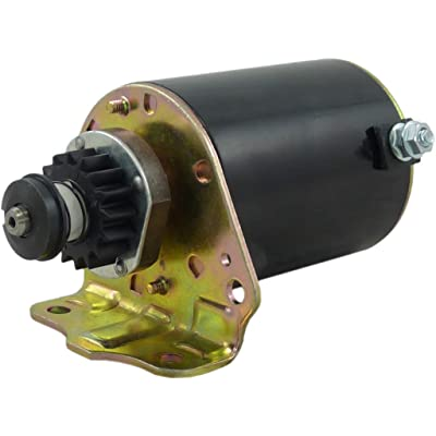 Starter NEW replaces 390838 391423 491766 497595 693054 MIU13772: Automotive