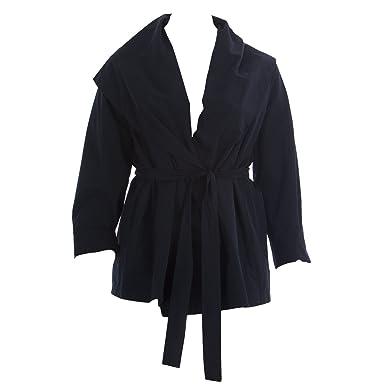 61f7212e1d6 Amazon.com: Marina Rinaldi Women's Terra Large Collar Jacket 20W ...