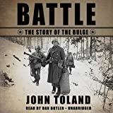 Front cover for the book Battle: The Story of the Bulge by John Toland