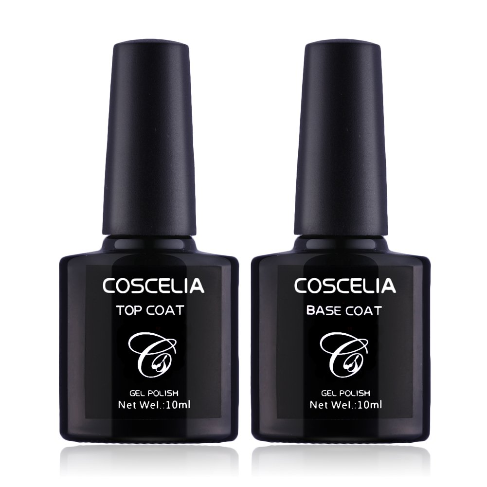 Coscelia UV Farbgel Nagelgel Set Nagel Gellack Starterset ...