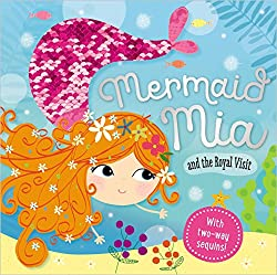 Mermaid Story Book
