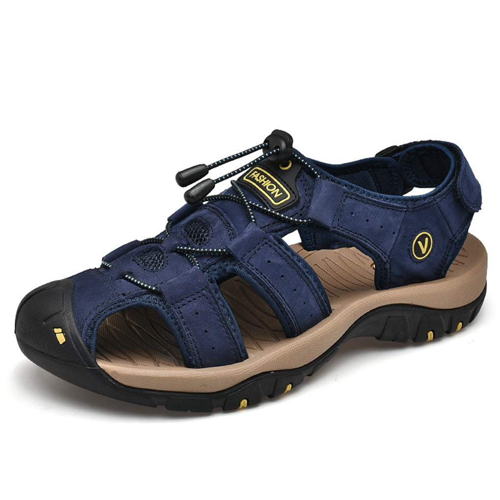 August Jim Mens Sandals Comfortable Breathable Outdoor Lightweight Beach Sandals Shoes