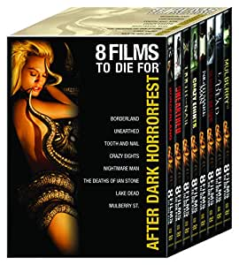 amazoncom after dark horrorfest 8 films to die for