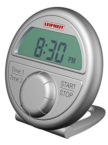 Leifheit 21351 Signature - Cuentaminutos Digital