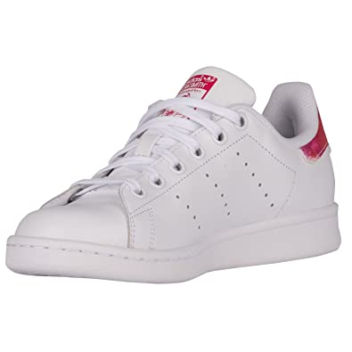 Amazon.com  adidas Stan Smith J Girls Big Kids Aq2970  ADIDAS  Shoes 1273b39d0e24