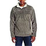 Product review for True Grit Men's Frosty Cord Pile 1/4 Zip Pullover