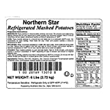 Michael Foods Northern Star Plain Mashed Potato, 6 Pound - 4 per case.