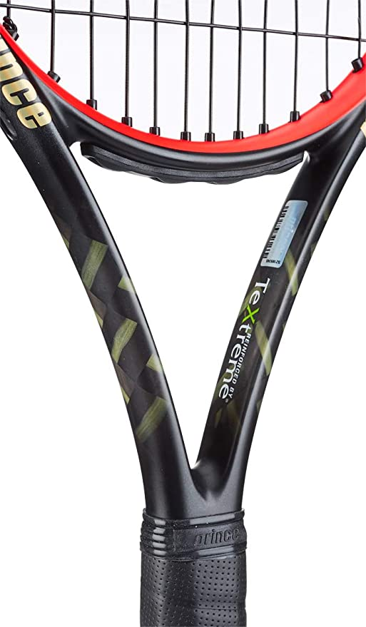 Amazon.com : Prince TeXtreme Beast O3 104 Tennis Racquet - Unstrung (4 1/2) : Sports & Outdoors