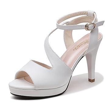 Sandals Pu Summer Chanclas Duo De Sandalias Mujer Comfort Zapatos rxEQdWBoeC