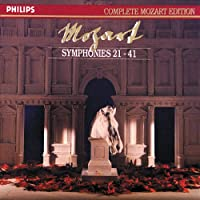 Mozart: The Symphonies (6 CDs, Vol.2 of 45)