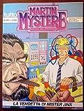 img - for Tutto Martin Mystere. La vendetta di mister Jinx. Apr. 1998 book / textbook / text book