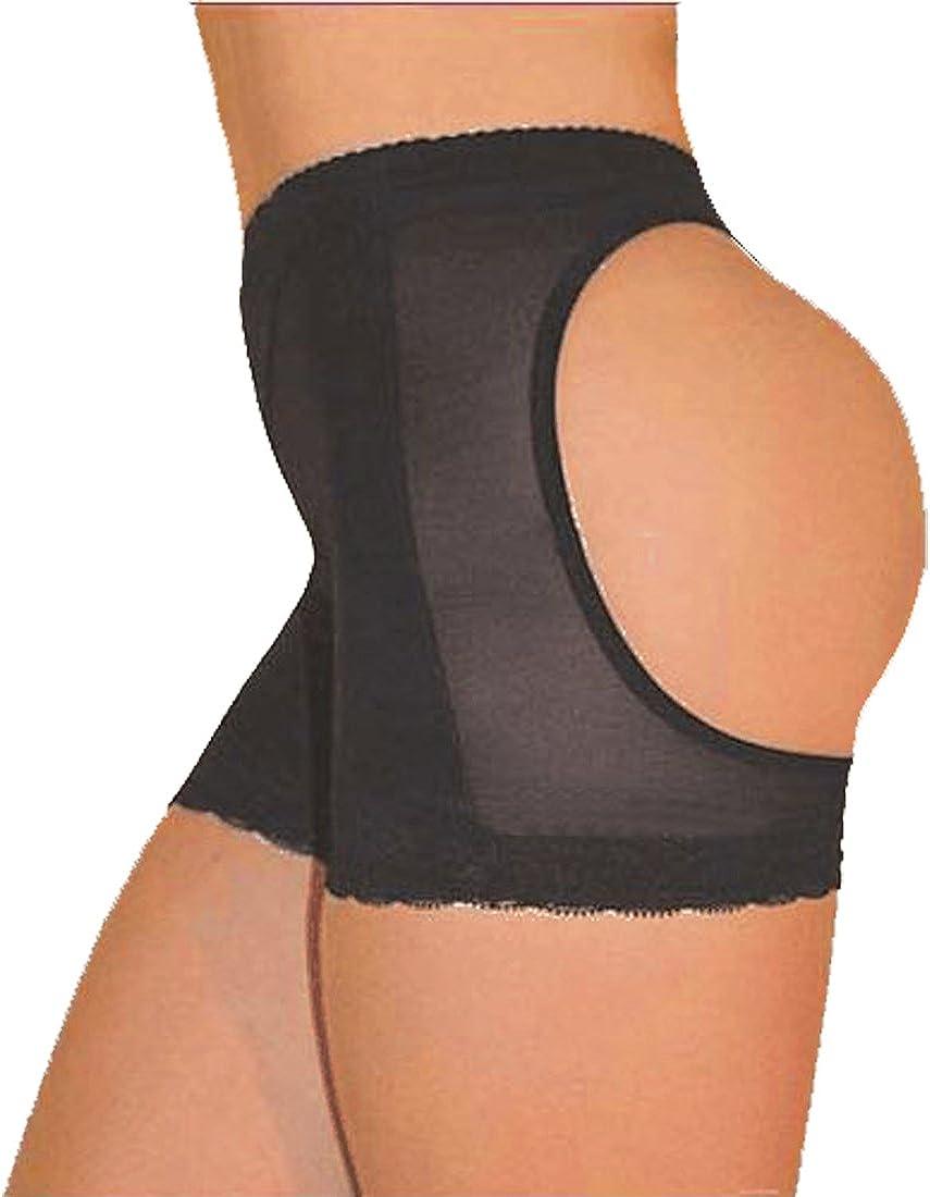 SLTY Hot Womens Butt Lifter Boy Shorts Shapewear Hip Enhancer Control Panty