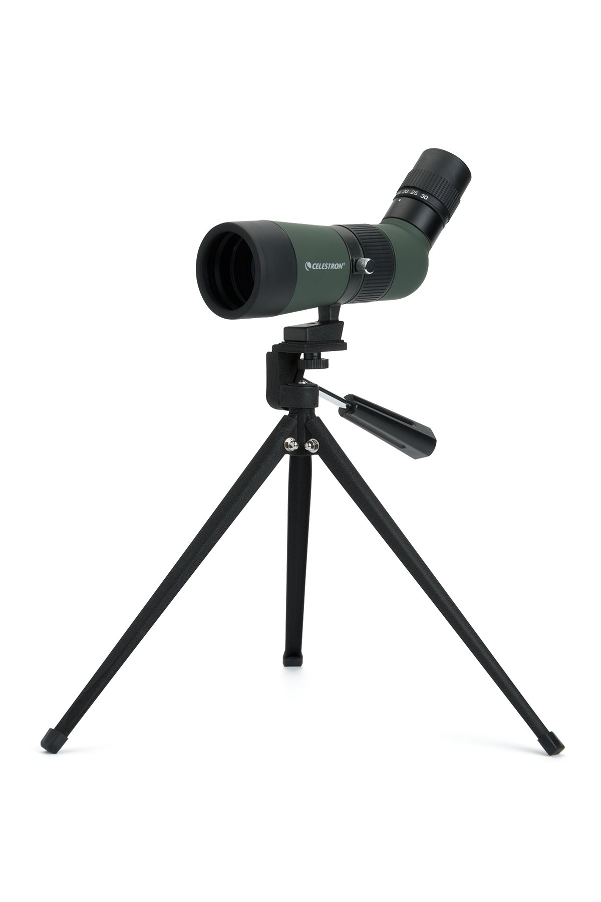 Celestron 52320 Landscout 10-30x50 Spotting Scope (Army Green) by Celestron