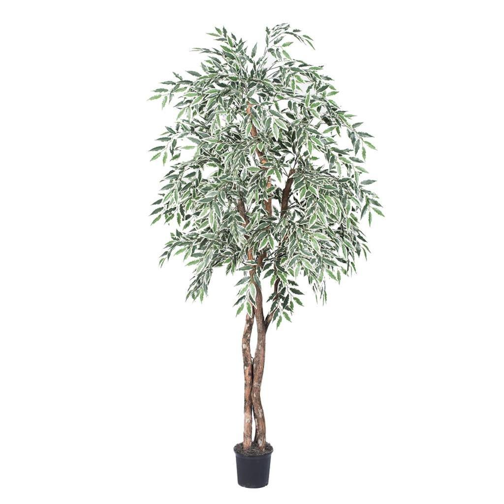 Vickerman THE1360-07 Green Variegated Smilax Everyday Tree