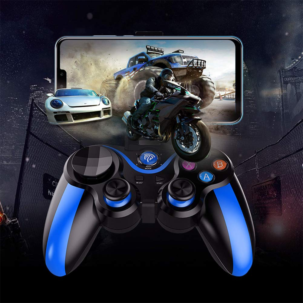 Gamepad del Juego De Bluetooth Palanca De Mando para El Tel/éfono Android Pubg Mobile PC PS3 Jugadores HEWE Tel/éfono Gamepad