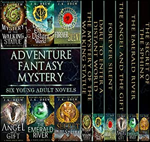 Adventure, Fantasy and Mystery (Six Book Boxed Set) Audiobook