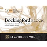 "Bockingford Watercolour Block 140lb/300gms 10x14""/254x355mm Rough"