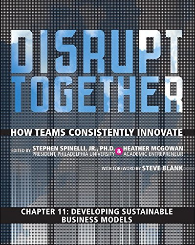 Disrupt Together book cover