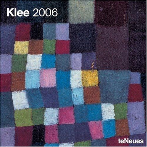 Klee 2006 Calendar (English and French Edition) pdf epub