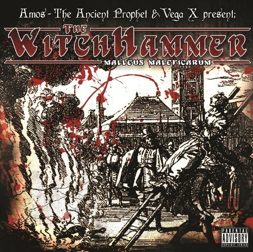 The Witch Hammer EP by Vega X:
