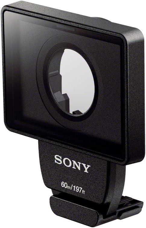 Clear Sony AKADDX1 Dive Door for 4K Action Cam underwater