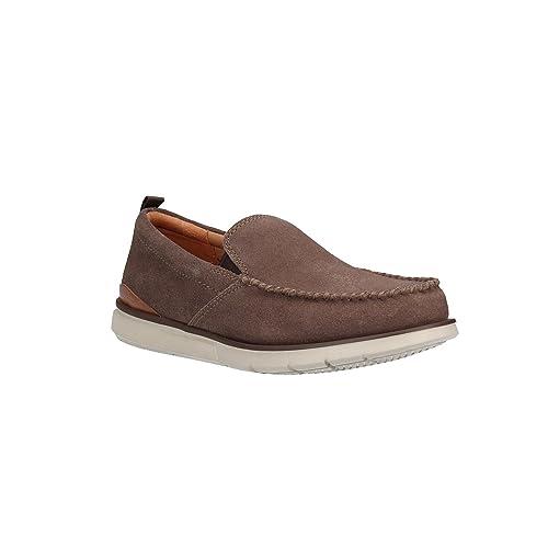 Clarks Edgewood Step, Mocasines para Hombre: Amazon.es: Zapatos y complementos